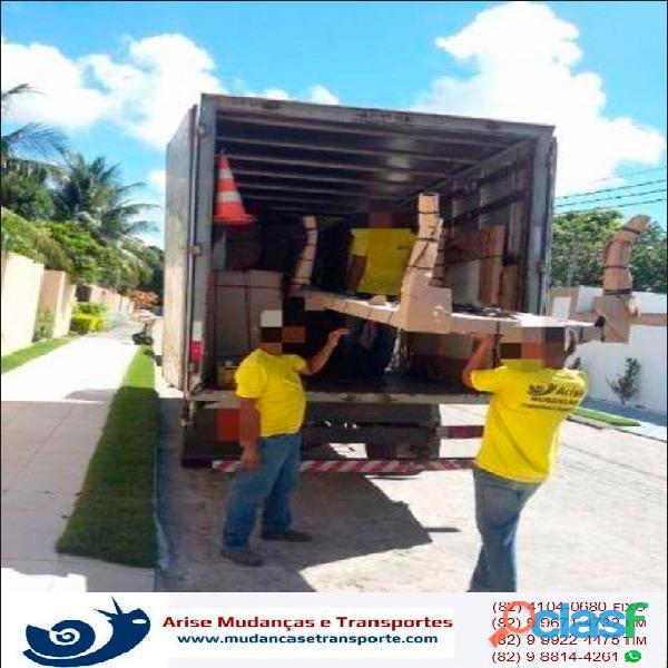 Arise Mudanças e Transportes para Todo Brasil