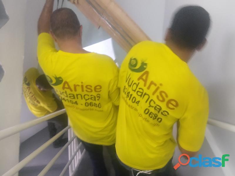 Arise Mudanças e Transportes para Todo Brasil 3