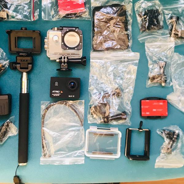 Camera atrio dc183 foto/video