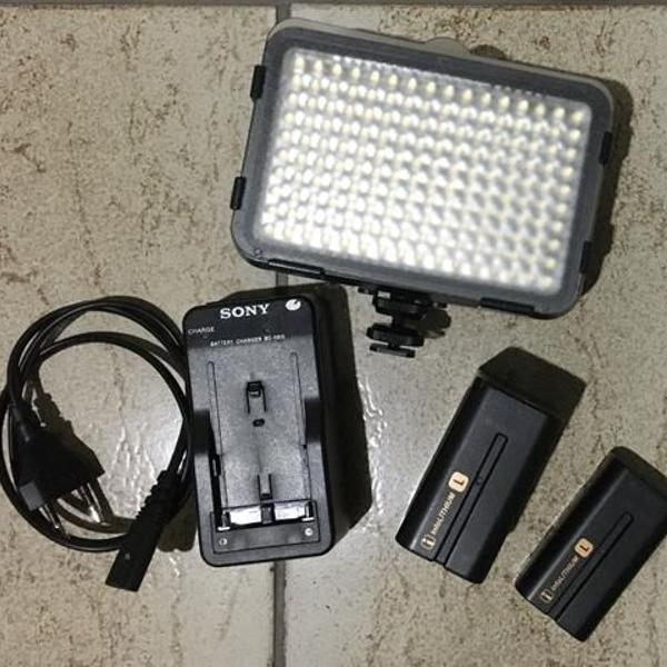 Iluminador led kit