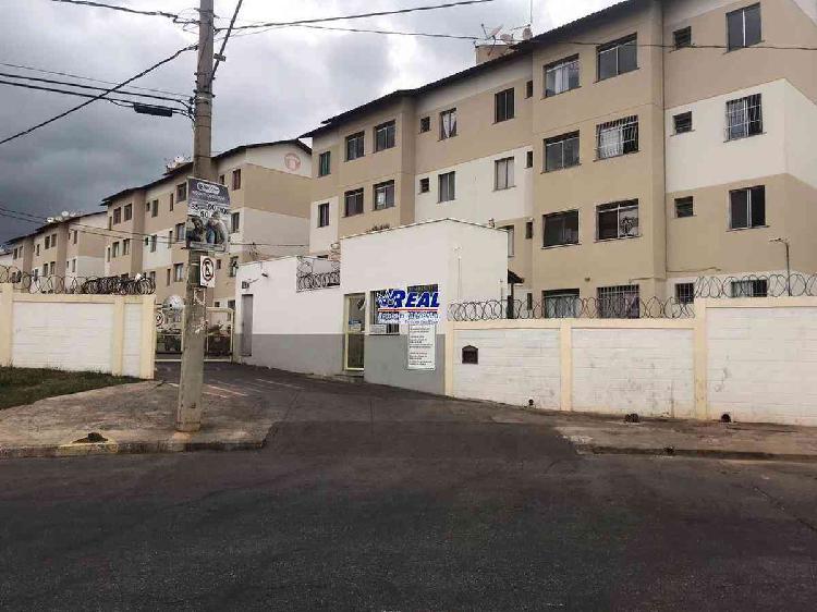 Apartamento, solar do barreiro, 2 quartos, 1 vaga