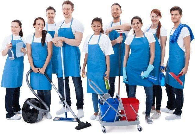 Auxiliar de serviços gerais - rio de janeiro