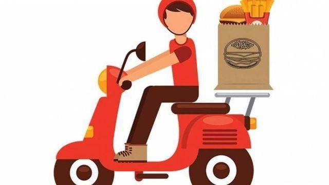 Contrata-se motoboy entregador