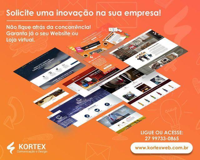 Criação de site / website / blog / seo /