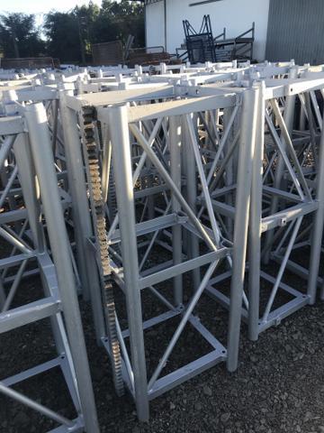 Módulos de torre de elevador cremalheira modelo Ekipateck