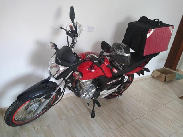 Procuro serviço de motoboy