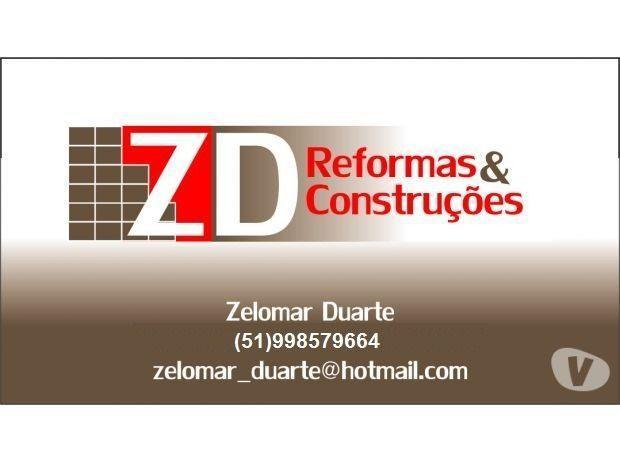 Zd reformas e construções