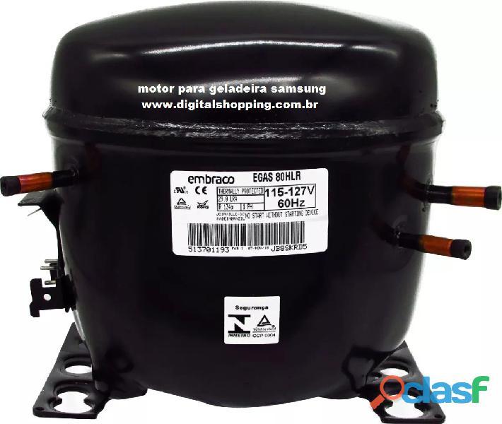 Motor compressor de geladeira brastemp digitalshopping.com.br