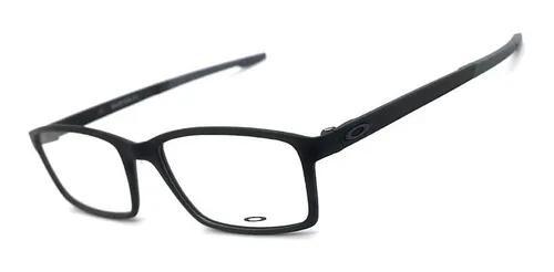 Armação oculos grau masculino ox8047 leve original pr