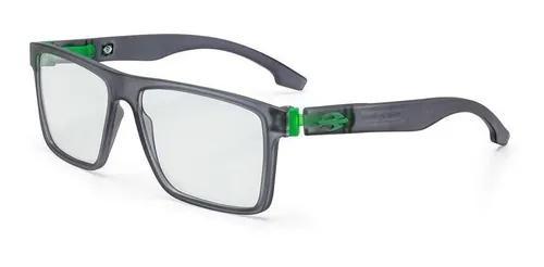 Armação oculos grau mormaii banks m6046d6355 preto