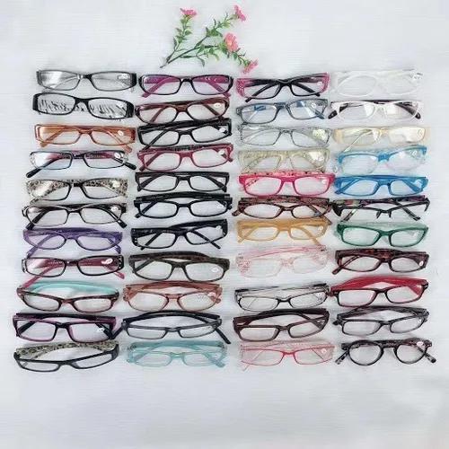 Kit 10 óculos p/revende atacado váriados novo lupa de