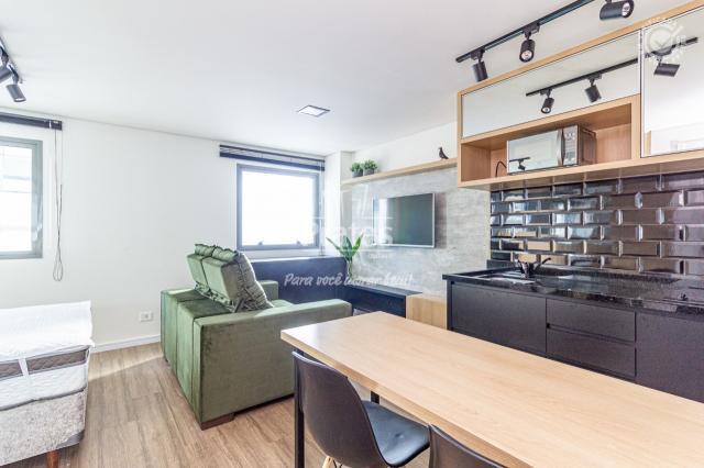 Apartamento para alugar com 1 dormitórios em centro,