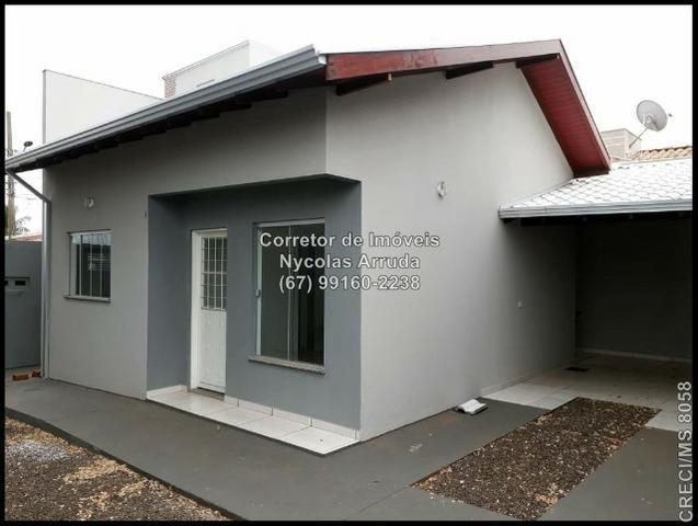 Casa nova no guanandi - condomínio fechado