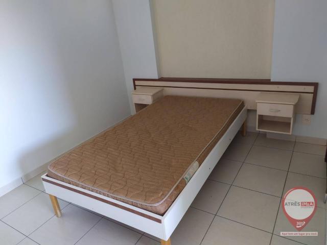 Flat com 1 dormitório para alugar, 35 m² por r$ 9.50/mês