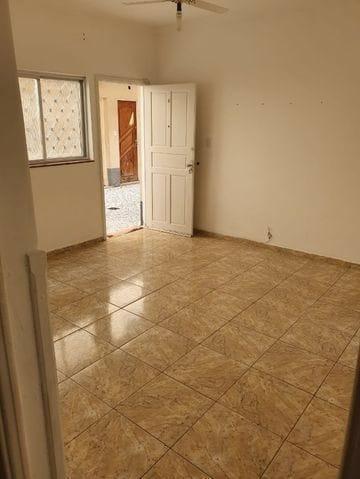 Locação apartamento térreo de 2 dormitórios na aparecida