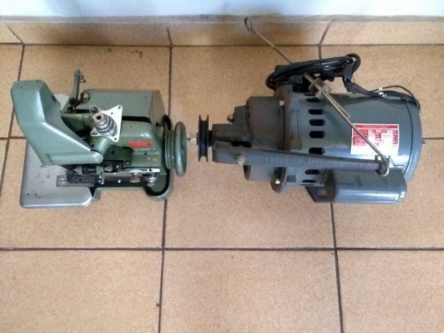 Maquina de costura semi industrial overlock (star)