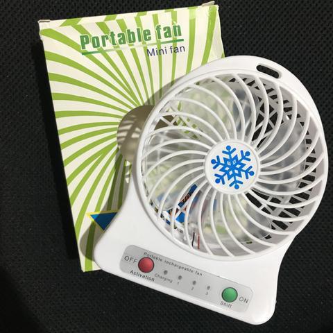 Mini ventilador portátil portable fan