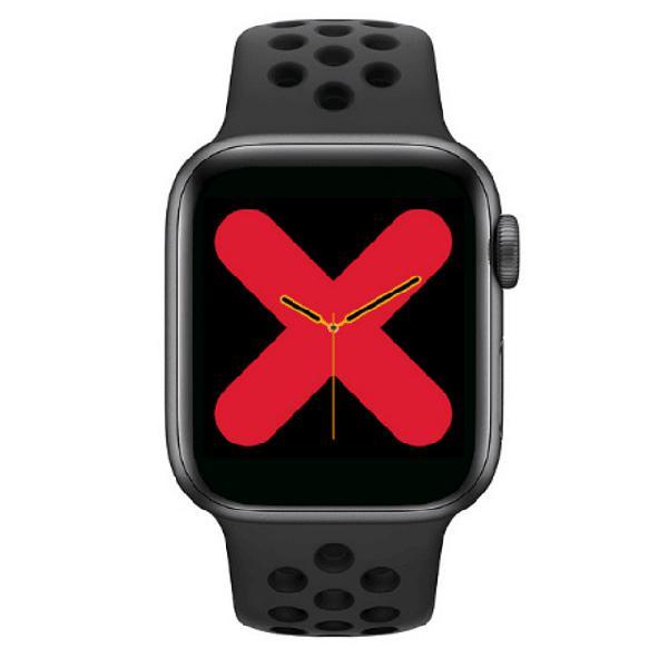 Relogio smartwatch t55 - preto sport (novo)