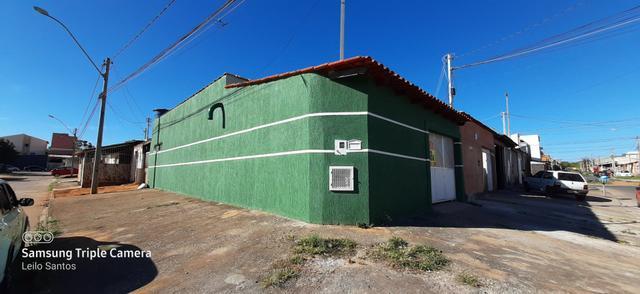 Vendo otima casa de 02 quartos na quadra 34, brazlandia