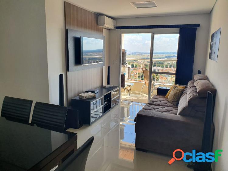 Apartamento centro araraquara 2 dormitórios 69 m²