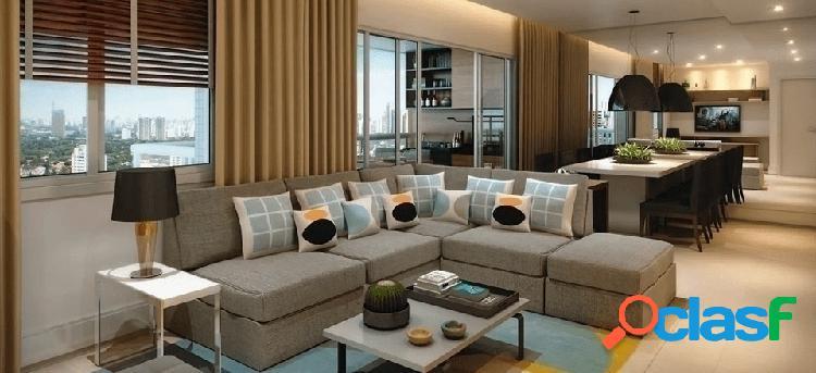 Apartamento alto da lapa 3 suítes 3 vagas - 118 m²