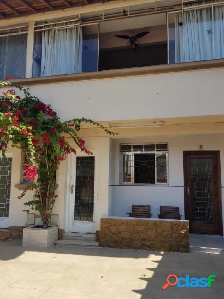 Apartamento 2 Dormitórios- Térreo - Tipo Casa- Garagem - Boqueirão- Santos