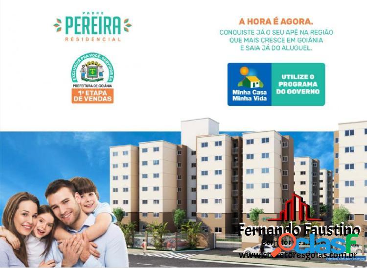 Ap. 02 Quartos - Jardim Mariliza - Goiânia GO