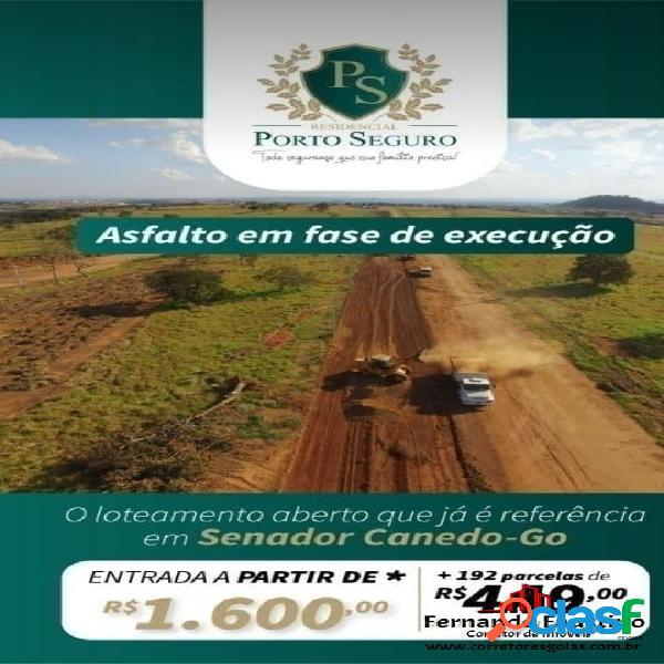Lotes Residenciais/Comerciais - Senador Canedo GO 1