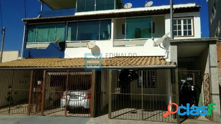Edinaldo Santos - Casa duplex de 2/4, no Santa Maria ref. 595