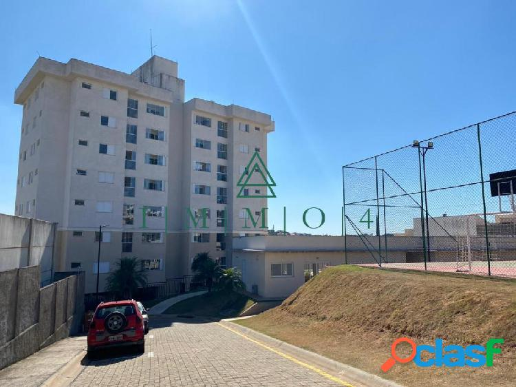 Apartamento mobiliado condomínio real park em boituva