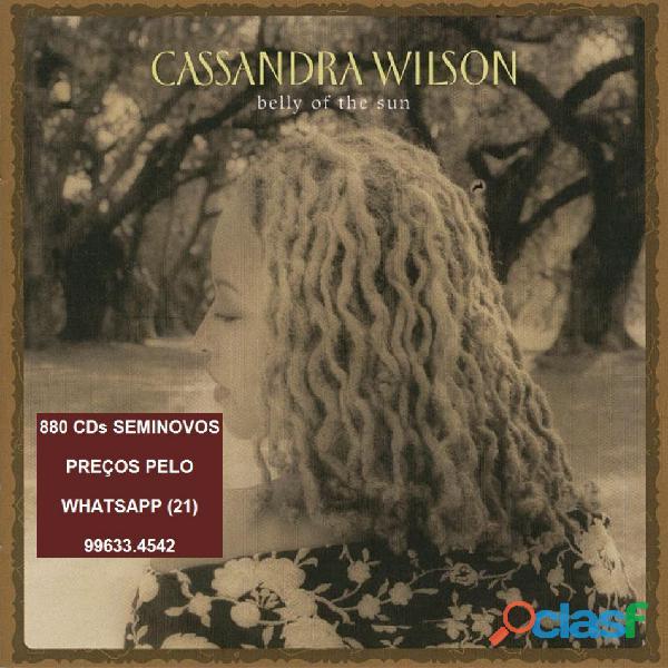 88 cds de cantoras de jazz seminovos