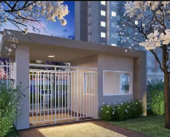 Apartamentos de 26m² e 31m no capão redondo