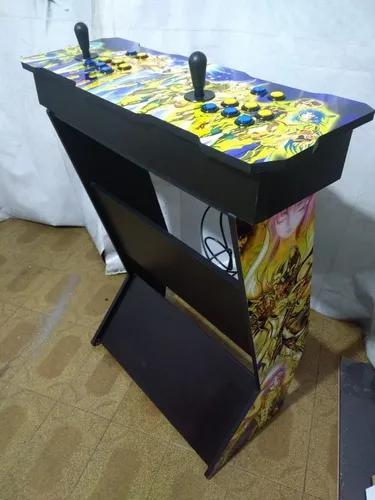 Arcade fliperama com base 11 mil jogos