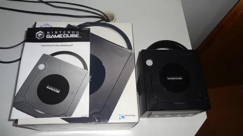 Console nintendo gamecube na caixa - original e americano