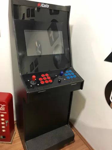 Fliperama arcade 700 jogos