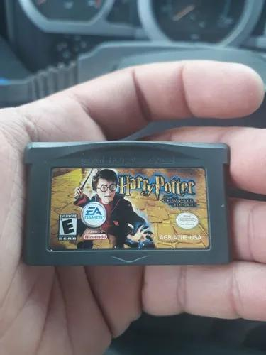 Harry potter and chamber of secrets gba original campinas