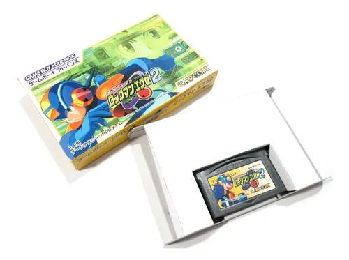 Mega man battle network 2 original nintendo game boy advance