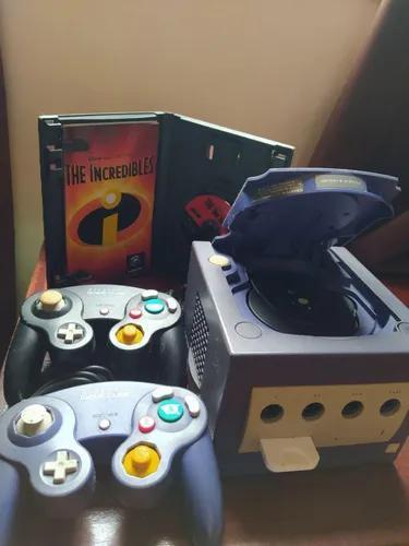 Nintendo - game cube (todo original)