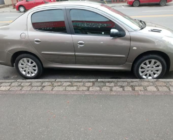 Peugeot 207 sedan passion xs 11.6 flex 2010 completo 80 mk