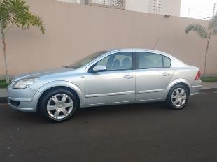 Vectra sedan elegance 2.0 8v flex 2008/2008