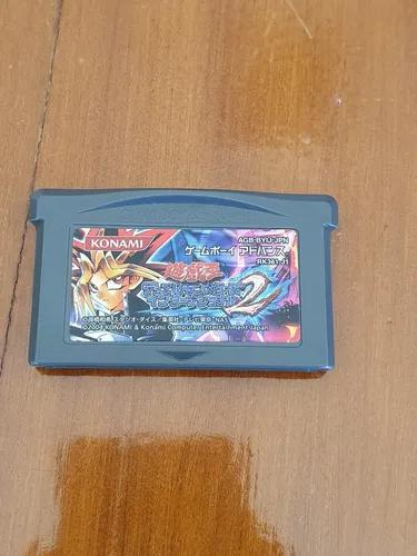 Yu gi oh duel monsters 2 game boy advance gba japones