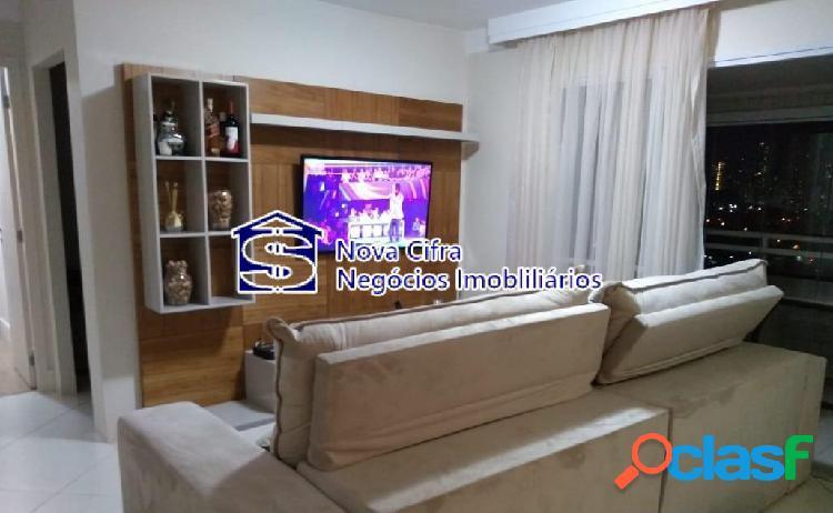 Apartamento 4 dorms. (3 suítes) com vista definitiva na vila ema -147m²