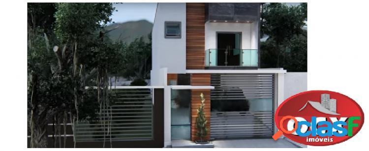 Casa duplex 3 quartos - residencial coqueiral