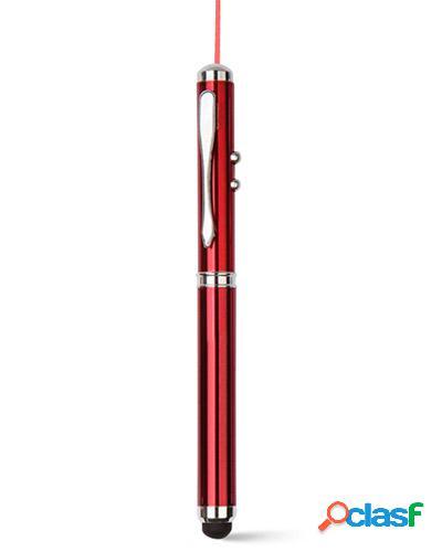 Caneta laser pointer vermelho personalizada