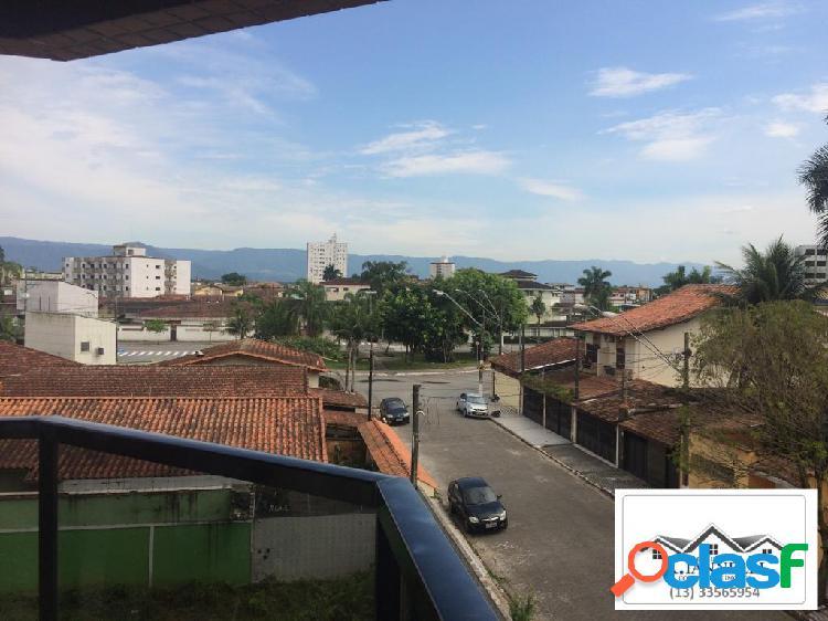 Apartamento 2 Dormitórios Praia Grande / Guilhermina 1