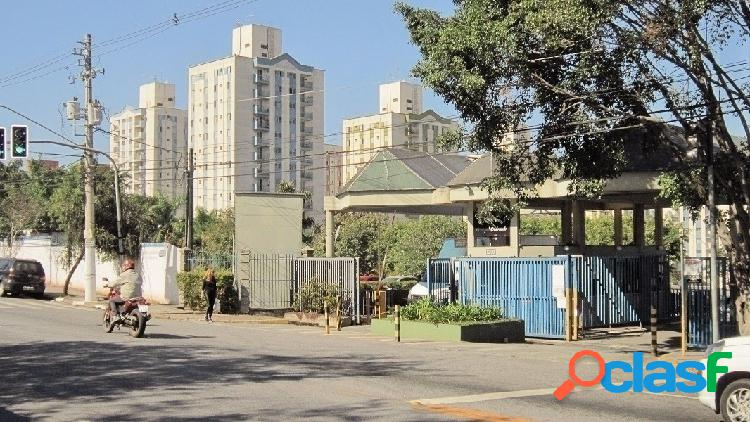 Apartamento no Jardim Veloso, Osasco, 3 Quartos com 1 Vaga 2
