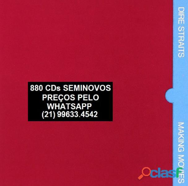81 CDs de ROCK SEMINOVOS COM ENCARTE 4