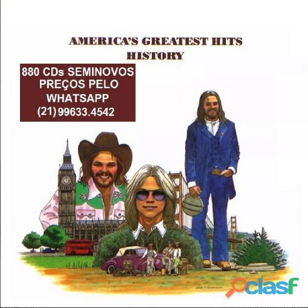 81 CDs de ROCK SEMINOVOS COM ENCARTE 8