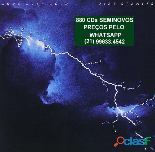81 CDs de ROCK SEMINOVOS COM ENCARTE 16
