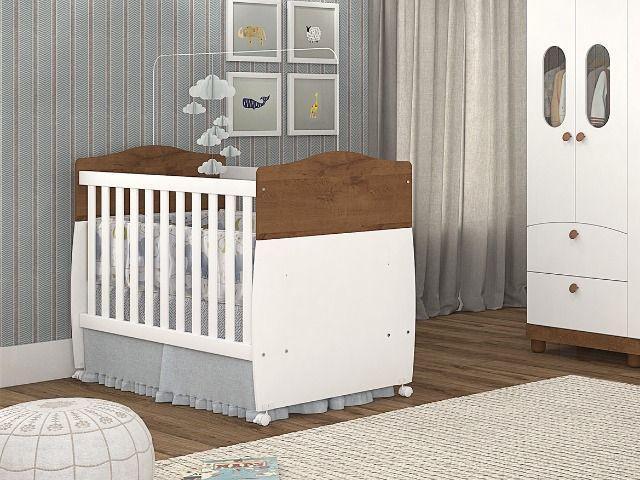 Berço cama padrão americano conforto (promoção)